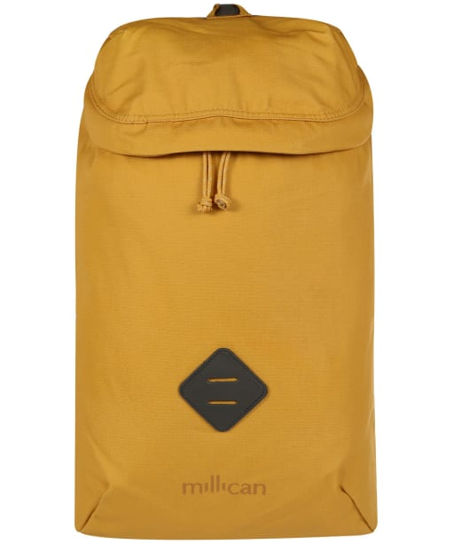 Millican Oli the Zip Pack 15L - Gorse Yellow