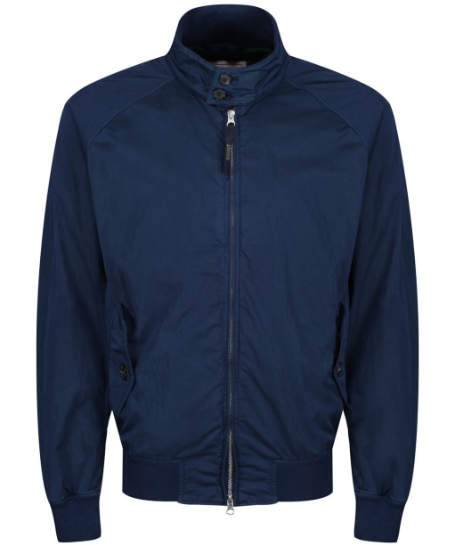 Men's Baracuta G9 Authentic Fit Sateen Jacket - Navy