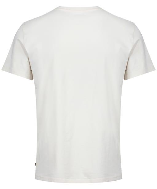 Men's Fjallraven Arctic Fox T-Shirt - Chalk White