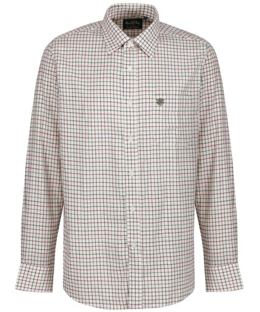 Men's Alan Paine Aylesbury Shirt - Country Check 2
