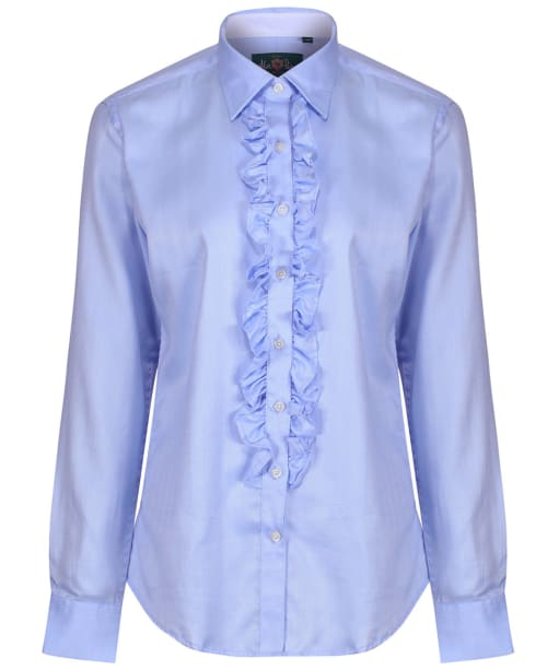 Women's Alan Paine Bromford Blouse - Baby Blue