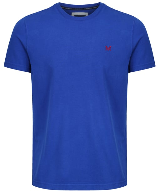 Men's Crew Clothing Classic Tee - Bright Blue