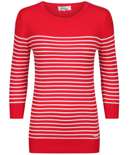 Women's Dubarry Dunraven Sweater - Poppy