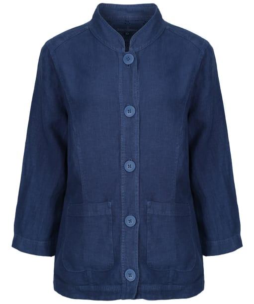 Women's Seasalt Bullfinch Linen Jacket - Night