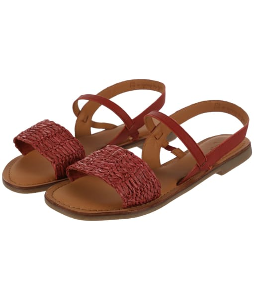 Women's Seasalt Wheal Owles Sandals - Red Sail