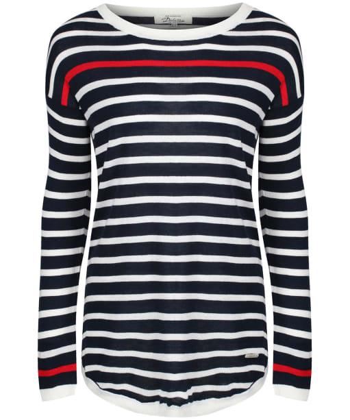 Women's Dubarry Abbeyside Sweater - White Multi