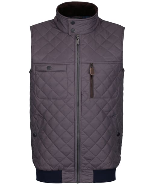 Men's Jack Murphy Arnie Quilted Gilet - Morning Sky
