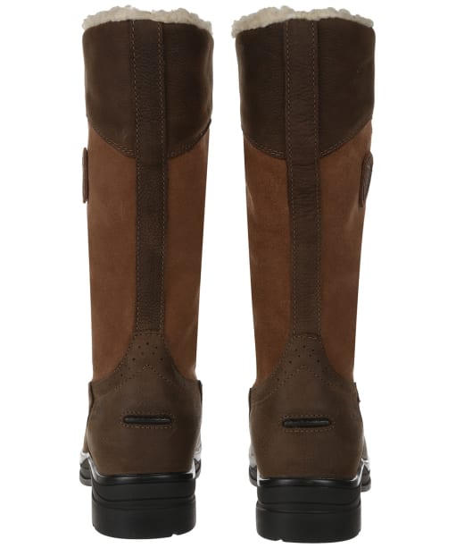 Women's Ariat Wythburn H2O Insulated Waterproof Boots - Java