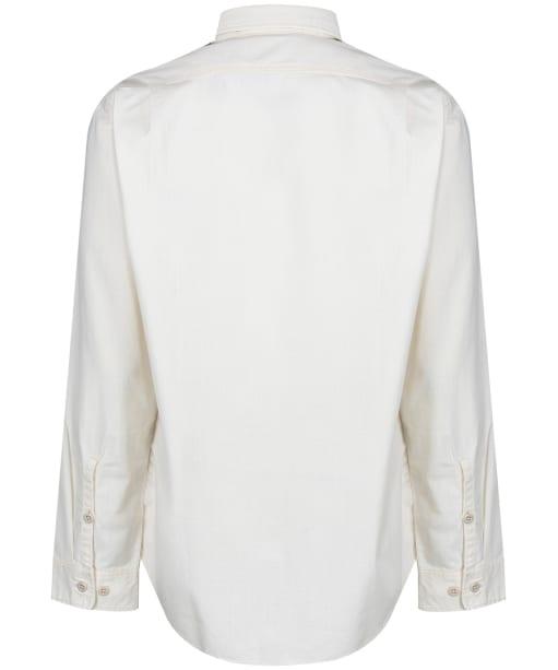 Men's Filson Warden Work Shirt - Greige Chambray