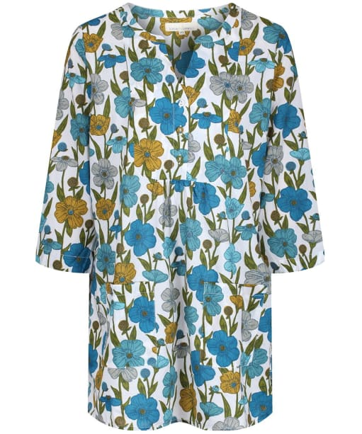 Women's Seasalt Aventurier Tunic Top - Spearwort Poseidon
