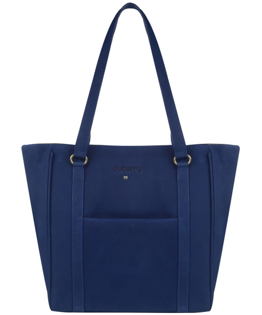 Women's Dubarry Arcadia Leather Tote Bag - Royal Blue