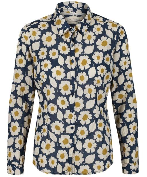 Women's Seasalt Larissa Shirt - Swatch Floral Light Squid