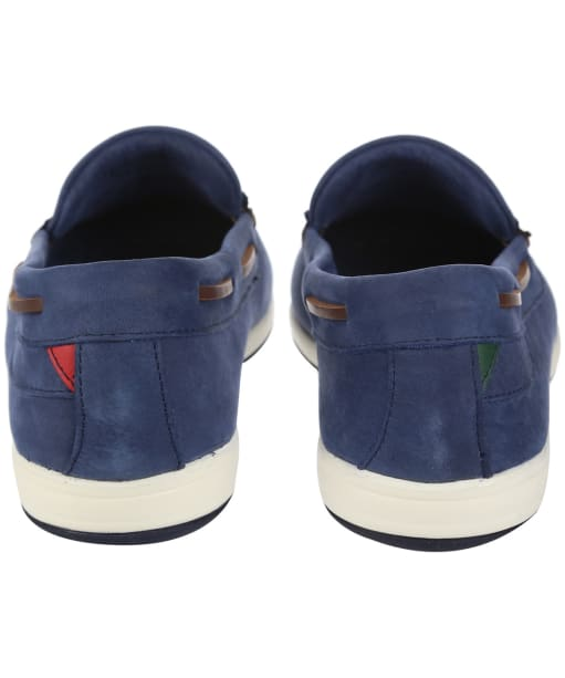 Women's Dubarry Sardinia Moccasin Shoes - Denim