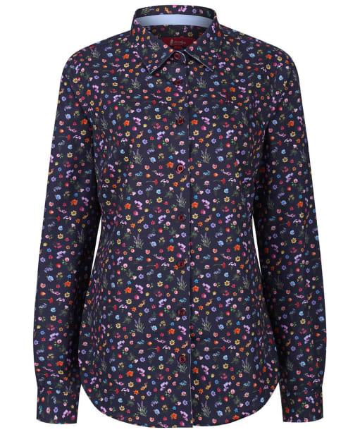 Women's Jack Murphy Bree Shirt - Wild Flowers