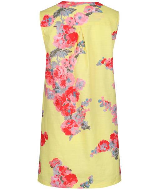 Women's Joules Jill Tunic Top - Lemon Floral