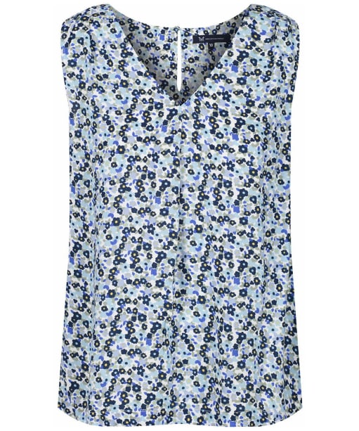 Women's Crew Clothing Orla Top - Blue Floral