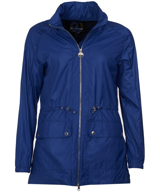 Women's Barbour International Meribel Casual Jacket - Ultra Marine
