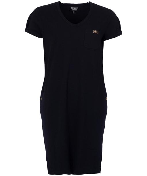 Women's Barbour International Meribel Dress - Black