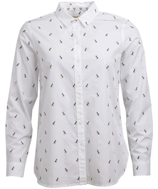 Helm Shirt - White