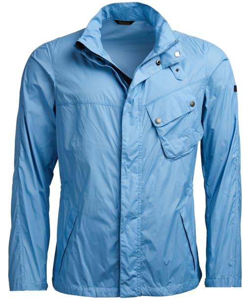 Men's Barbour International Series Casual Jacket - Cloud Blue