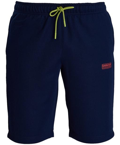 Men's Barbour International Transmission Shorts - Medieval Blue