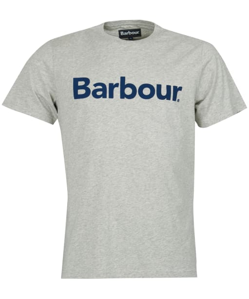 Men's Barbour Ardfern Tee - Light Grey Marl