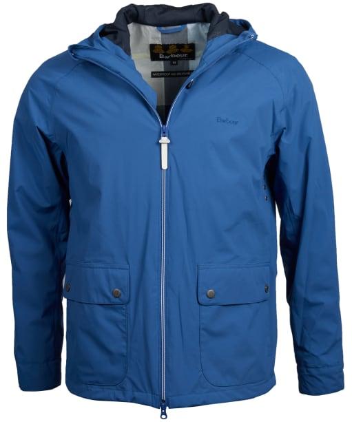 Men's Barbour Howtown Waterproof Jacket - Loch Blue