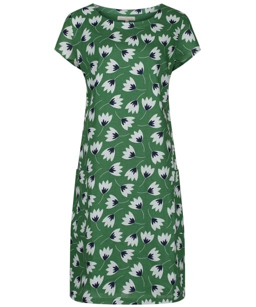 Women's Seasalt River Cove Dress - Tulip Geo Hedgerow