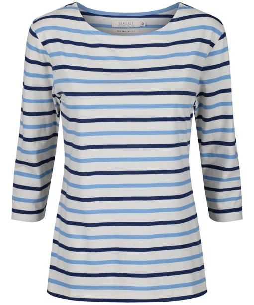 Women's Seasalt Sailor Top - Duet Marine River