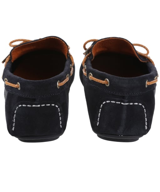 Men's Barbour Eldon Suede Shoes - Navy