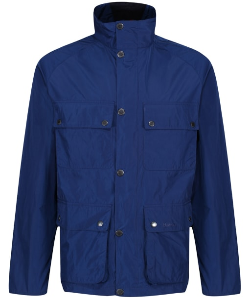 Men's Barbour Inchkeith Casual Jacket - Inky Blue