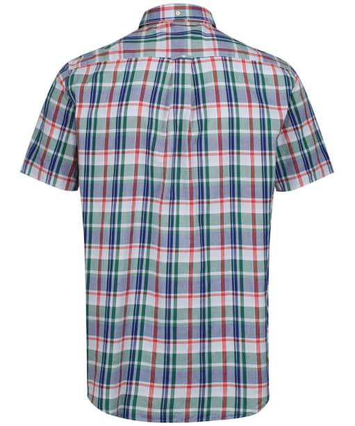 Men's GANT Plaid Oxford Shirt - Ivy Green