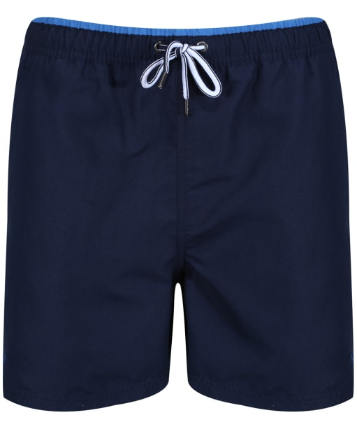 Men's Crew Clothing Seapoint Swimming Shorts - Navy