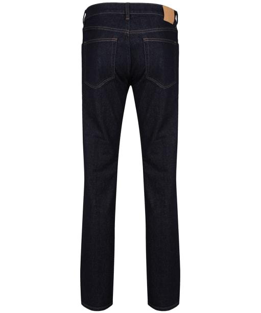 Men's GANT Slim Straight Jeans - Dark Blue