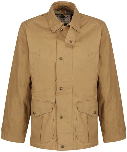 Men's Filson Polson Field Jacket - Field Khaki