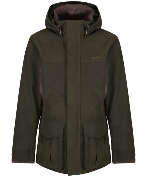 Men's Musto Keepers Westmoor BR1 Jacket - Dark Moss
