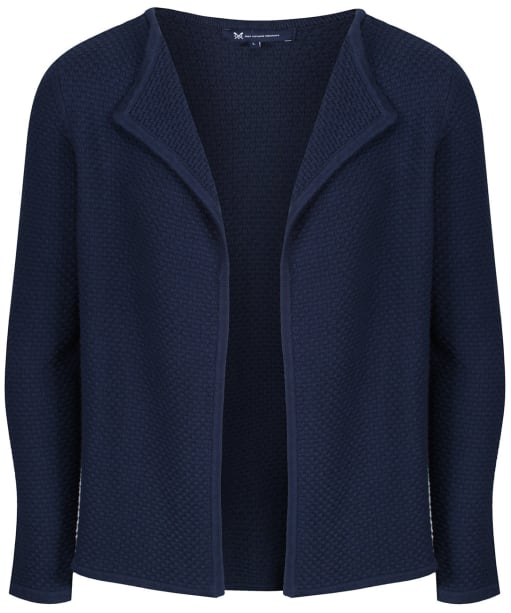 Women's Crew Clothing Ashdown Cardigan - Navy