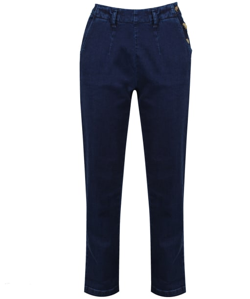 Women's Seasalt Waterdance Trousers - Dark Indigo Wash