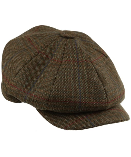 Men's Schöffel Newsboy Cap - BUCKINGHAM TWD