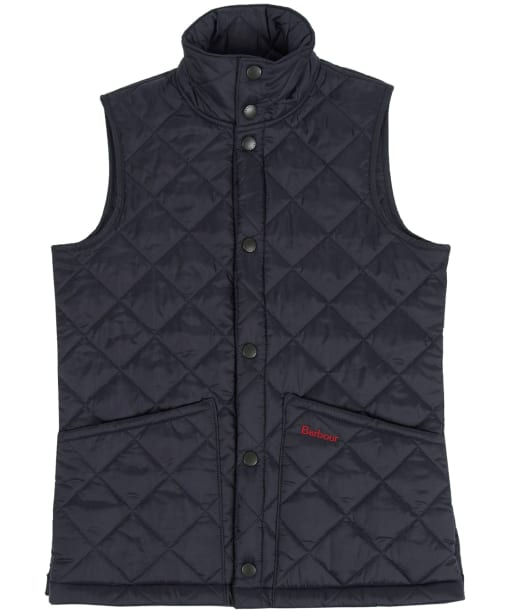 Boy's Barbour Liddesdale Gilet, 2-9yrs - Navy