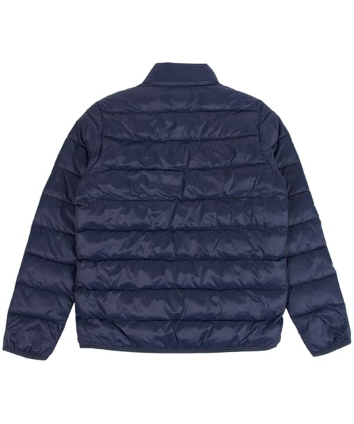 Boy's Barbour Penton Quilted Jacket, 2-9yrs - Navy