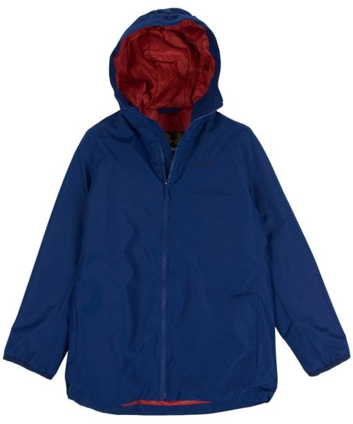 Boy's Barbour Allen Waterproof Jacket, 10-15yrs - Regal Blue