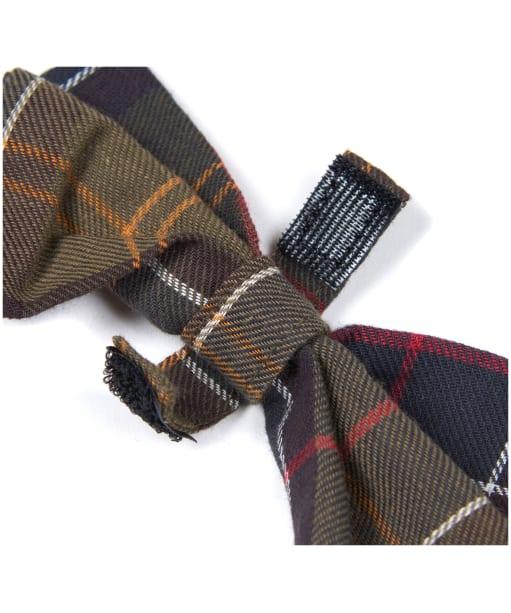 Barbour Tartan Dog Bow Tie - Classic Tartan