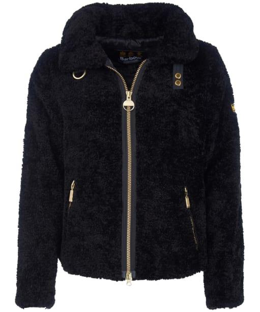 Women's Barbour International Langstone Casual Jacket - Black