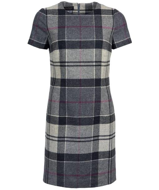 Women's Barbour Dee Tartan Dress - JUNIPER WNT TRT