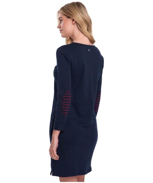 Women's Barbour Coastal Dress - Navy