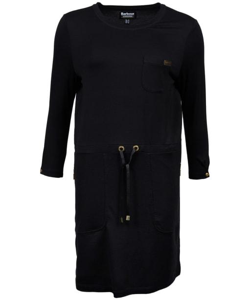 Women's Barbour International Island Dress - Black