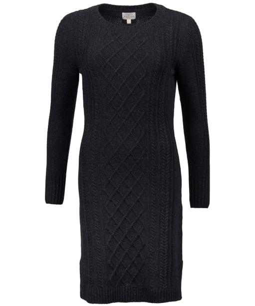 Women's Barbour Tyneside Dress - Anthracite