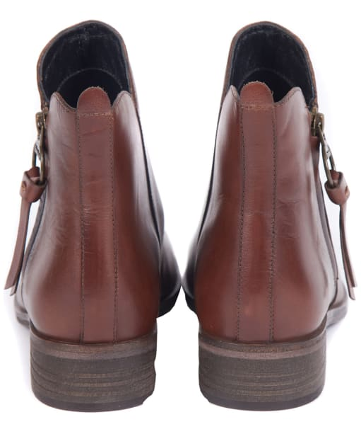 Women's Barbour International Penelope Boots - Tan