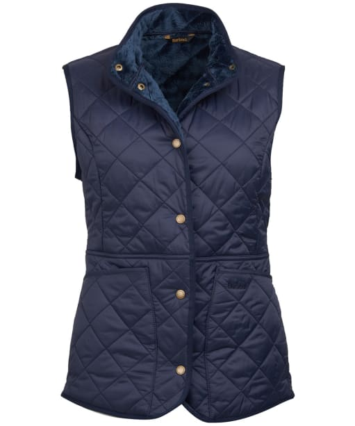 Women's Barbour Jasmine Gilet - Navy